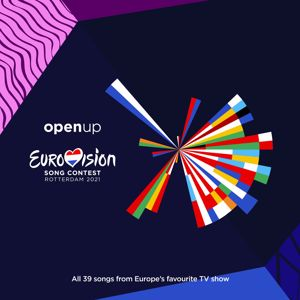 Various Artists: Eurovision Song Contest Rotterdam 2021
