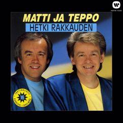 Matti ja Teppo: Kuka on tuo mies?