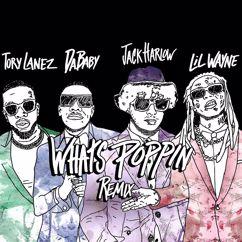 Jack Harlow, Tory Lanez, DaBaby, Lil Wayne: WHATS POPPIN (feat. DaBaby, Tory Lanez & Lil Wayne)