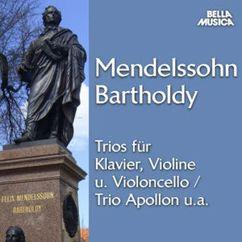 Fortepianotrio Florestan: Trio No. 2 für Klavier, Violine und Violoncello in C Minor, Op. 66: II. Andante espressivo