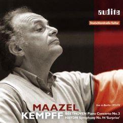 Wilhelm Kempff, Radio-Symphonie-Orchester Berlin & Lorin Maazel: Beethoven: Piano Concerto No. 3 & Haydn: Symphony No. 94