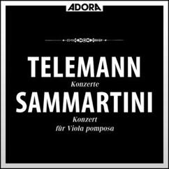 Various Artists: Telemann - Sammartini: Meister des Barock, Vol. 3