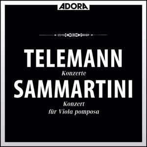 Various Artists: Telemann - Sammartini: Meister des Barock, Vol. 3