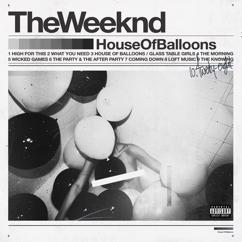 The Weeknd: High For This