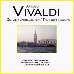 """Antonio Vivaldi: Die vier Jahreszeiten - Flötenkonzert """"La notte"""" -Violinkonzert op 4/2"""