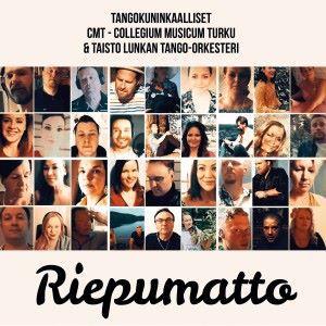 Tangokuninkaalliset, Collegium Musicum Turku & Taisto Lunkan Tango-orkesteri: Riepumatto