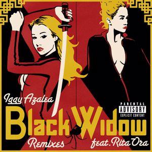 Iggy Azalea, Rita Ora: Black Widow (Remixes)