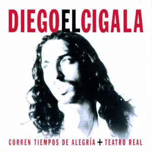 """Diego """"El Cigala"""": Corren Tiempos De Alegria + Teatro Real"""