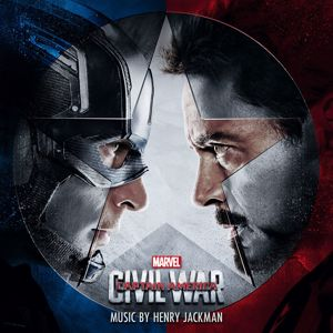 Henry Jackman: Captain America: Civil War (Original Motion Picture Soundtrack)