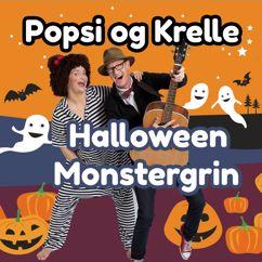 Popsi og Krelle: Halloween Monstergrin