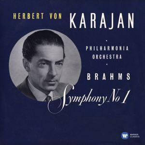 Herbert von Karajan: Brahms: Symphony No. 1, Op. 68