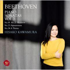 Hisako Kawamura: Beethoven Piano Sonatas Vol. 2: Appassionata & Waldstein