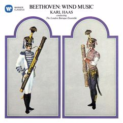 """Karl Haas, London Baroque Ensemble: Beethoven: Variations on """"Là ci darem la mano"""" for Two Oboes and English Horn in C Major, WoO 28: Variation I. Allegretto"""