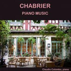 Claudio Colombo: Chabrier: Piano Music