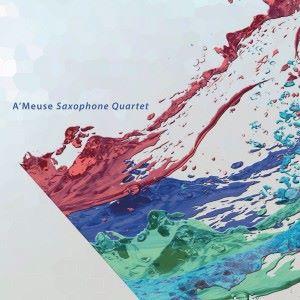 A'Meuse Saxophone Quartet: A'Meuse Saxophone Quartet