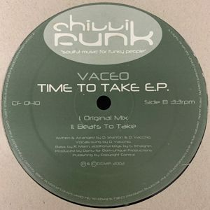 Vaceo: Time to Take EP