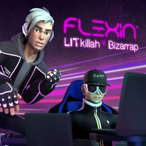 Lit Killah, Bizarrap: Flexin'