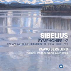 Paavo Berglund: Sibelius: Symphony No. 3 in C Major, Op. 52: I. Allegro moderato