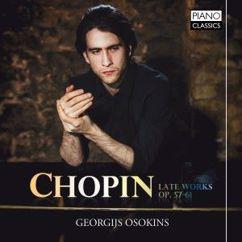 Georgijs Osokins: Chopin: Late Works, Op. 57-61