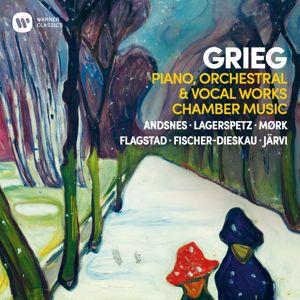 Paavo Järvi: Grieg: Peer Gynt, Op. 23, Act IV: No. 16, Anitra's Dance