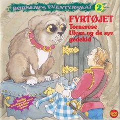 Børnenes Eventyrskat: Fyrtøjet / Tornerose / Ulven og de syv gedekid