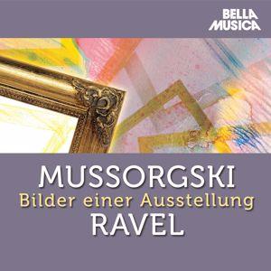 National Philharmonic Orchestra, Leonard Slatkin: Mussorgski - Ravel: Bilder einer Ausstellung