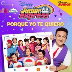 Elenco de Junior Express: Porque yo te quiero