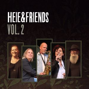 Jan-Heie Erchinger: Heie & Friends, Vol. 2