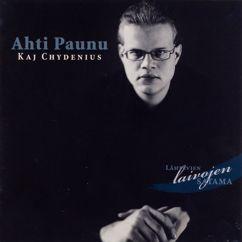 Ahti Paunu: Lemmin minä sinut hankeen
