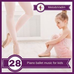 MetodoVadim: Ballet for Kids. Demi Plié.