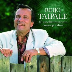 Reijo Taipale: Muistelen mennyttä aikaa
