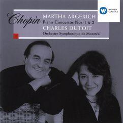 Martha Argerich/Charles Dutoit: Chopin: Piano Concertos Nos. 1 & 2