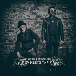 Tuomari Nurmio & Knucklebone Oscar: Judge Meets the King