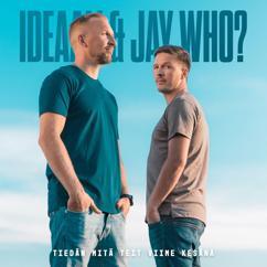 Ideaali & Jay Who?: Tiedän mitä teit viime kesänä