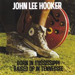 John Lee Hooker: Born In Mississippi, Raised Up In Tennessee
