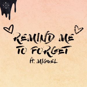 Kygo & Miguel: Remind Me to Forget