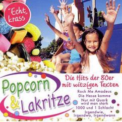 Popcorn & Lakritze: Globus: Live Is Live (Live is life)