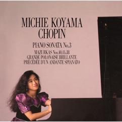 Michie Koyama: Chopin:Piano Sonata No.3, Mazurukas Nos. 38,40,41,etc