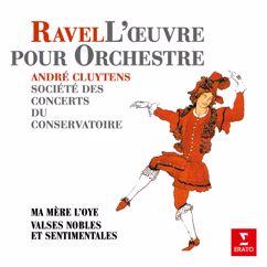 André Cluytens: Ravel: Valses nobles et sentimentales, M. 61: No. 3, Modéré (Orchestral Version)