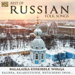 Balalaika Ensemble Wolga: Maja galobuschka (My little dove)