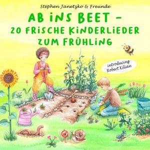 Various Artists: Ab ins Beet - 20 frische Kinderlieder zum Frühling