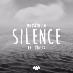 Marshmello, Khalid: Silence
