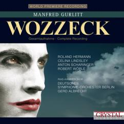 Various Artists: Gurlitt: Wozzeck (Musical Tragedy in 18 Scenes and Epilogue) (World Premiere Recording)