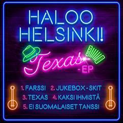 Haloo Helsinki!: Kaksi ihmistä
