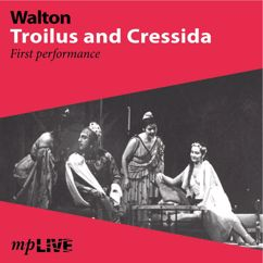 Sir Malcolm Sargent, Orchestra of the Royal Opera House, Covent Garden, Sir William Walton & Royal Opera House Chorus, Covent Garden: Troilus and Cressida, Act 3: Applause & Back Announcement (Live)
