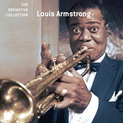 Louis Armstrong And His Orchestra: Ain't Misbehavin' (Single Version)
