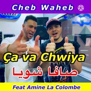 Cheb Waheb feat. Amine La Colombe: صافا شويا