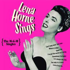 Lena Horne: 'Deed I Do