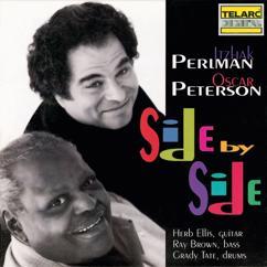 Oscar Peterson, Itzhak Perlman: On The Trail