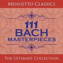 Various Artists: 111 Bach Masterpieces